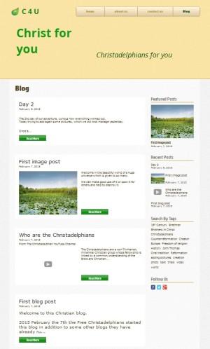 C4U Blog 2015 Feb