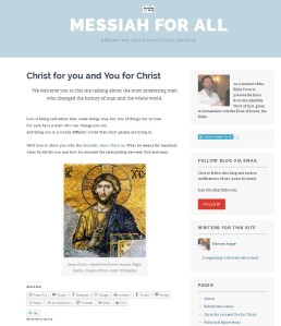 Messiah for all 2015 Feb 11