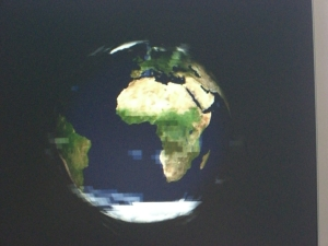 Our world part of God's universe